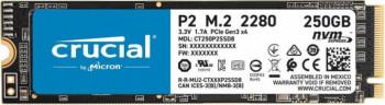 SSD Crucial P2 250GB PCI Express 3.0 x4 M.2 2280