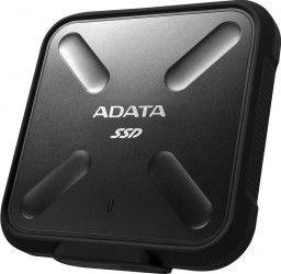 SSD Extern ADATA SD700 1TB USB3.1 Negru