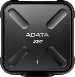 SSD Extern ADATA SD700 512GB USB 3.1 Negru