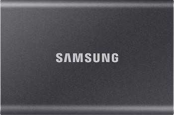 SSD extern Samsung T7 1TB USB 3.2 Gen 2 Indigo Titan Grey