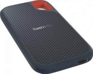 SSD extern SanDisk 2TB 550MBps USB 3.0 Blue SSD uri