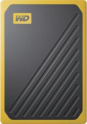 SSD Extern WD My Passport GO 1TB USB 3.0 NegruGalben