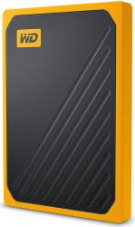 SSD Extern WD My Passport GO 500GB USB 3.0 Negru/Galben
