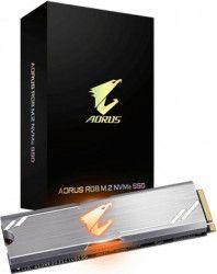 SSD GIGABYTE AORUS RGB 512GB PCI-Express 3.0 x4 M.2 SSD uri