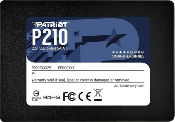 SSD Patriot P210 512GB SATA-III 2.5 inch