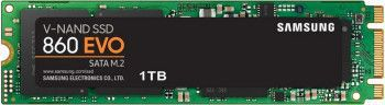 SSD Samsung 860 EVO 1TB SATA3 M.2 2280