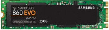 SSD Samsung 860 EVO 250GB SATA3 M.2 2280 SSD uri