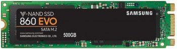 SSD Samsung 860 EVO 500GB SATA3 M.2 2280