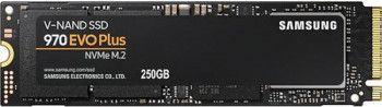 SSD Samsung 970 EVO Plus 250GB PCIe 3.0 x4 M.2 NVMe