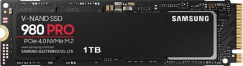SSD Samsung 980 PRO 1TB PCI Express 4.0 x4 M.2 2280 mz-v8p1t0bw SSD uri