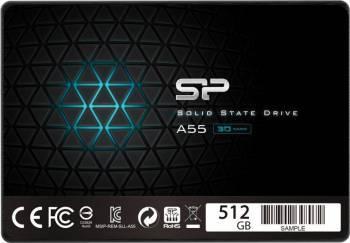 SSD Silicon Power Ace A55 512GB SATA3 2.5 inch SSD uri