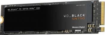 SSD WD Black SN750 1TB PCI Express 3.0 x4 M.2 2280