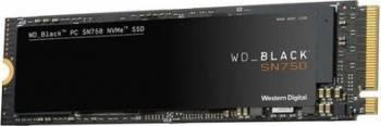 SSD WD Black SN750 250GB PCI Express 3.0 x4 M.2 2280