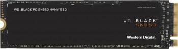 SSD WD Black SN850 2TB PCI Express 4.0 x4 M.2 2280