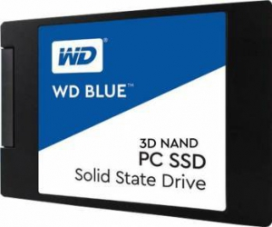 SSD WD Blue 250GB SATA3 2.5 inch 3D-Nand