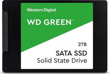 SSD Western Digital Green 2TB 2.5inch SATA3 7mm 3D NAND