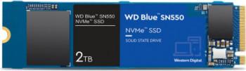 SSD Western Digital Blue SN550 NVMe 2TB M.2 PCIe 2280