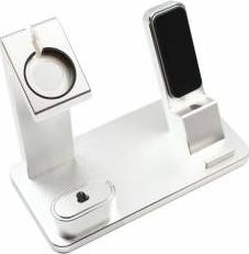 Stand de incarcare 4 in 1 pentru iPhone XS X Max XR 8 8 Plus 7 7 Plus 6S 6S Plus 6 6 Plus SE 5S 5C 5 AirPods Apple Watch Accesorii Diverse Tablete