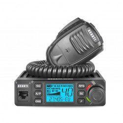 Statie radio CB Avanti DELTA 12-24V Alarme auto si Senzori de parcare