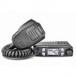 Statie radio CB Avanti Micro Neagra Alarme auto si Senzori de parcare