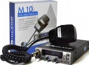 Statie Radio CB Midland M10 C1185