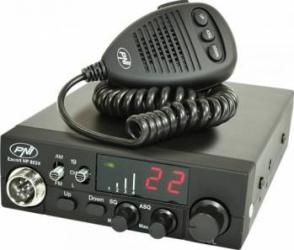 Statie Radio CB PNI Escort HP 8024 ASQ Black