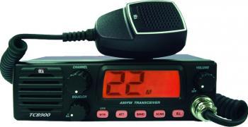 Statie radio CB TTi TCB-900 si difuzor frontal
