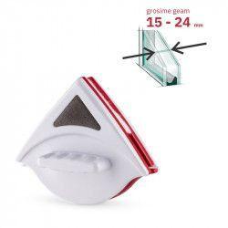 Stergator de geamuri - magnetic - BBS1021 - grosime 15-24 mm