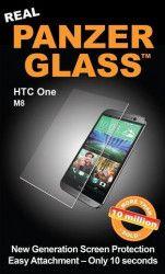 sticla securizata HTC One M8 Refurbished