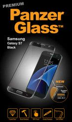 sticla securizata PREMIUM Samsung S7 Black Refurbished