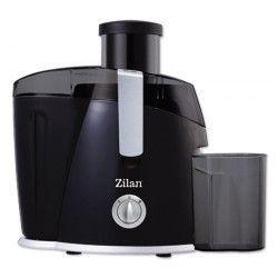 Storcator legume fructe ZILAN ZLN-7962 Putere 400 W Tub de alimentare 65 mm Pahar colectare suc 0.45L negru Storcatoare
