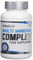 Supliment de minerale Biotech USA Multimineral Complex 100 tablete