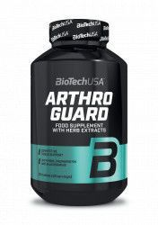 Supliment protector sistem osos Arthroguard Arthro Guard Biotech USA 120 tablete Vitamine si Suplimente nutritive