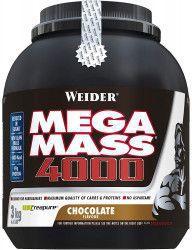 Supliment Weider Mega Mass 3000 3kg ciocolata Vitamine si Suplimente nutritive