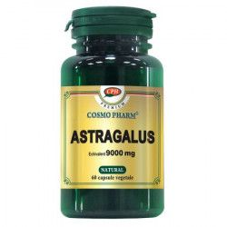 Supliment Alimentar Astragalus Extract 60cps Cosmo Pharm
