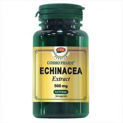 Supliment Alimentar Echinacea Extract 500mg 30cps Cosmo Pharm