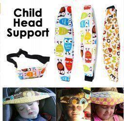 Suport Dch pentru sustinerea capului in scaunel auto 1 an+