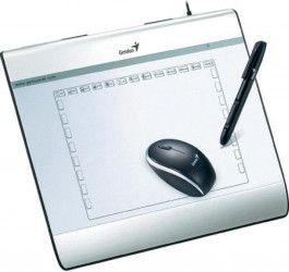Tableta Grafica Genius MousePen i608X + Mouse