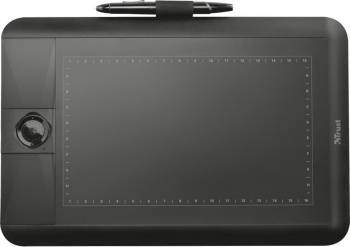 Tableta Grafica Trust Panora Widescreen Neagra