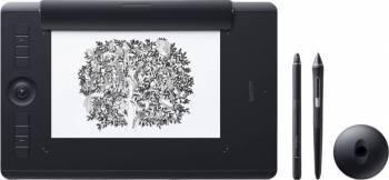 Tableta Grafica WACOM Intuos Pro L Pen-Touch Paper Edition Black