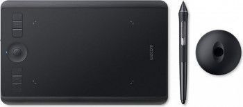 Tableta Grafica Wacom Intuos Pro Small 2019 10.1 inch Negru Resigilat Tablete Grafice