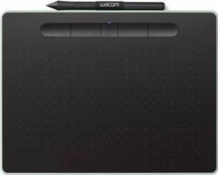 Tableta grafica Wacom Intuos S Bluetooth Pistachio ctl-4100wle-n