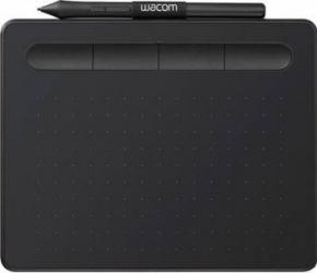 Tableta grafica Wacom Intuos S Negru Tablete Grafice