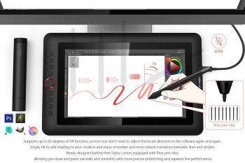 Tableta grafica XP-PEN Artist 13.3 Pro Negru