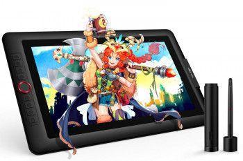 Tableta grafica XP-PEN Artist 15.6 Pro include Stand Manusa si Suport Creion cu 8 varfuri Tablete Grafice