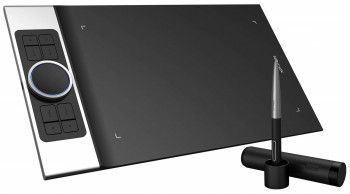 Tableta grafica XP-PEN Deco PRO S 9x5 8 Butoane 8192 niveluri presiune Red DOT 2019