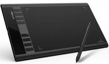 Tableta grafica XP-PEN Star 03 v2 10x6 Negru