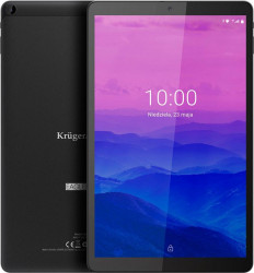 Tableta Kruger Matz EAGLE 1069 10.1inch 64GB WiFi 4G Android 10 Black Tablete