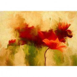 Tablou Canvas Abstract Maci 70 x 50 cm Multicolor