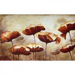 Tablou Canvas Maci pictati 2 80 x 50 cm Multicolor Tablouri